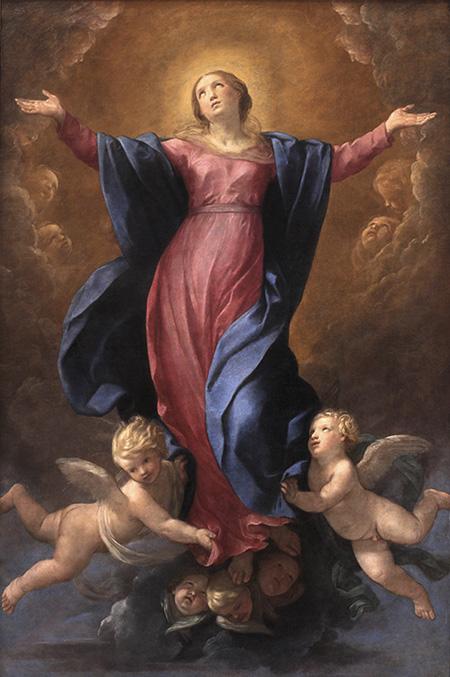 História de Nossa Senhora da Assunção - Santos e Ícones Católicos - Cruz  Terra Santa 5e3d0f3f78