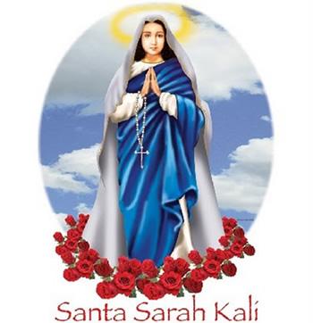01536d9cb História de Santa Sara - Santos e Ícones Católicos - Cruz Terra Santa