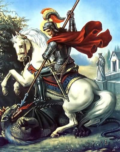 Quem foi São Jorge Guerreiro?