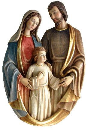 Significado e Simbolismo de Sagrada Família - Santos e Ícones ... 6c817fb964