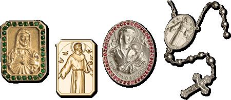 Loja de Artigos Religiosos Católicos - Terços, Escapulários e ... 194e7019d8