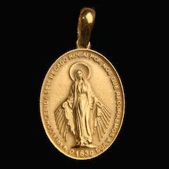 Medalha Milagrosa - Santos e Ícones Católicos - Cruz Terra Santa 4ac97fcba3