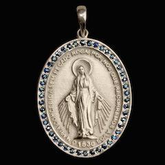 Significado e Simbolismo de Medalha Milagrosa - Santos e Ícones ... 0080e2d010