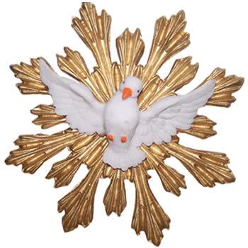 Significado E Simbolismo De Divino Espirito Santo Santos E