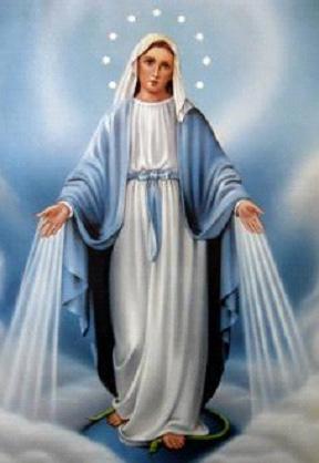 Historia De Nossa Senhora Das Gracas Santos E Icones Catolicos